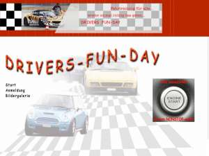 Drivers Fun Day, Walter Kunz