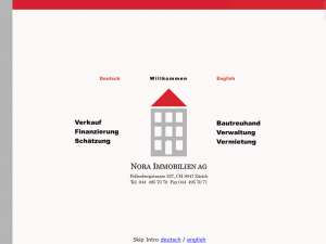 Nora Immobilien AG
