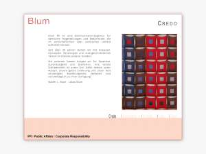Blum PR, Public Affairs, Corporate Responsibility